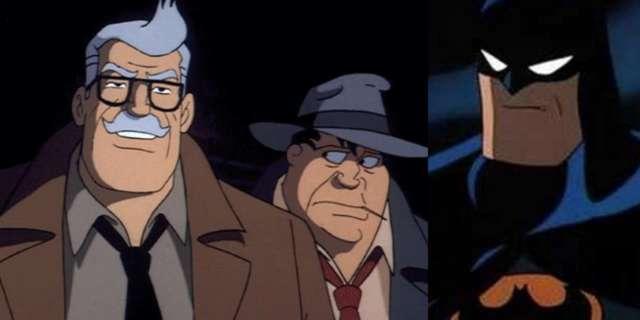Batmna the animated series