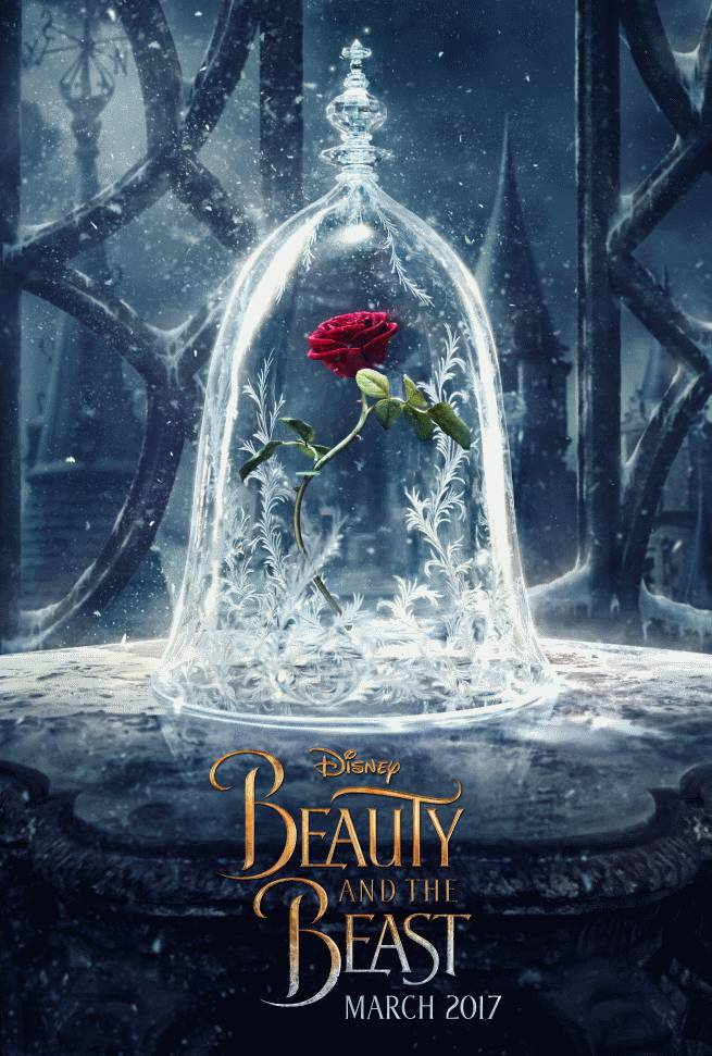 Beauty and the Beast poster header