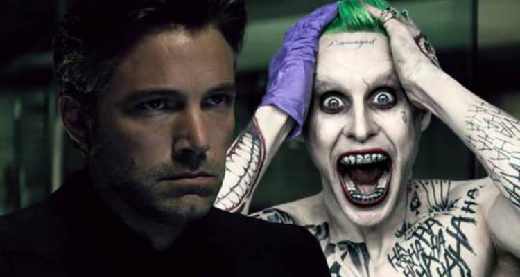 Ben Affleck Batman Suicide Squad Cameo