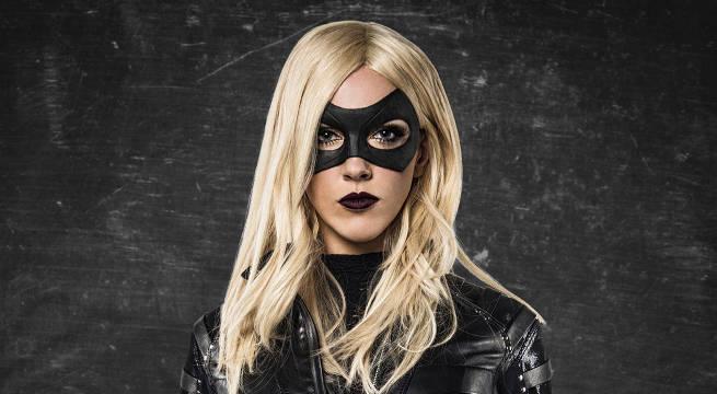 Black Canary Return Arrow Season 5 Flash Legends Tomorrow Katie Cassidy