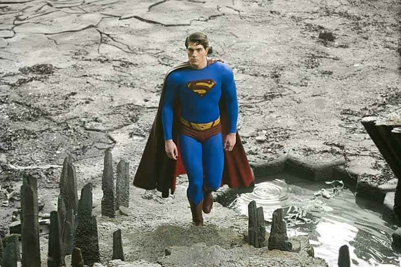 Brandon Routh Superman Costume