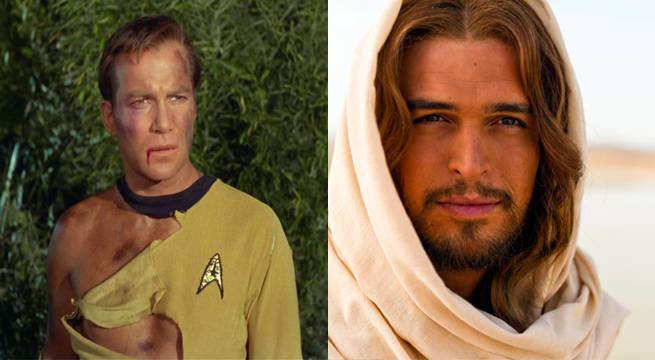 captain kirk jesus