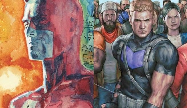 Daredevil - Hawkeye - Civil War II The Accused
