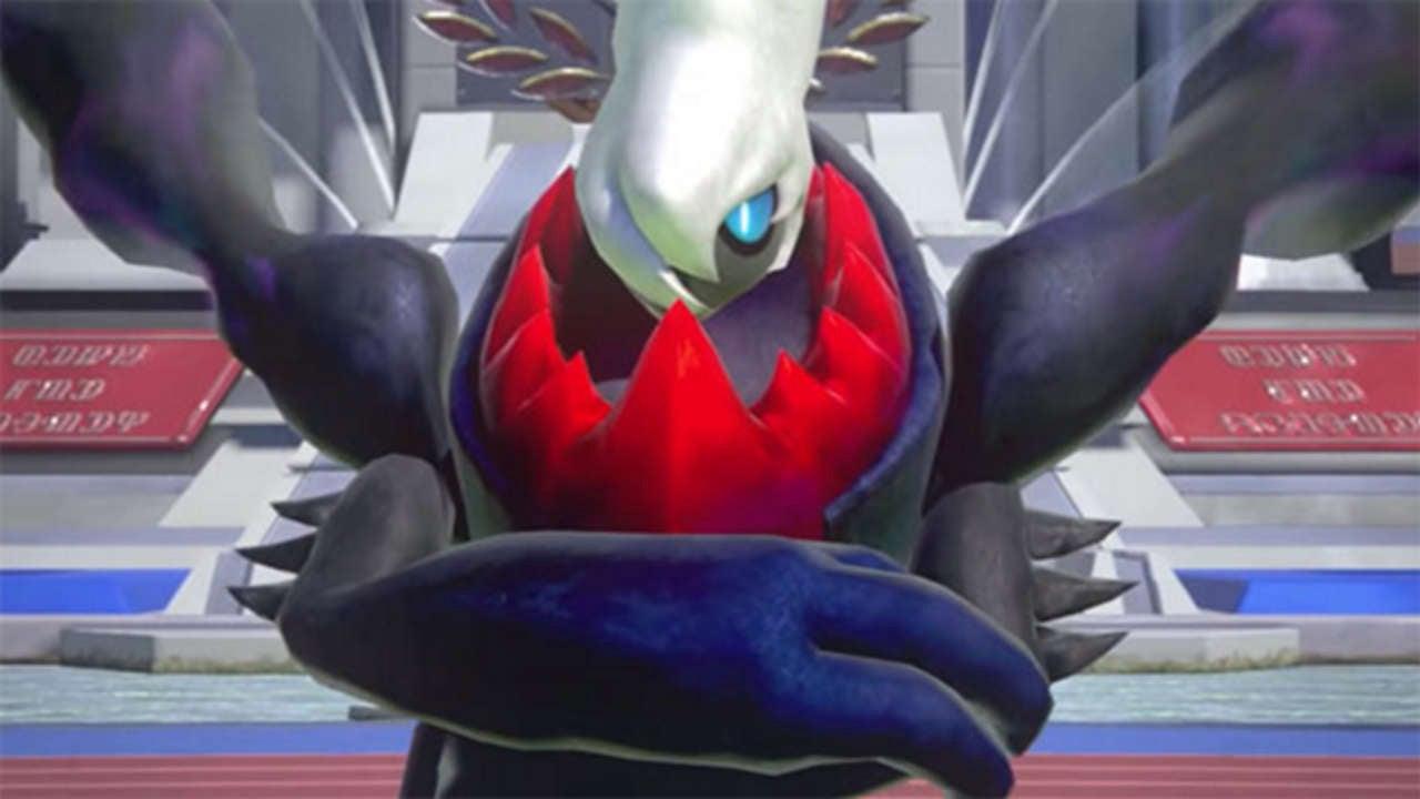 Darkrai is a Difficult Tier 6 Raid Boss in Pokemon Go