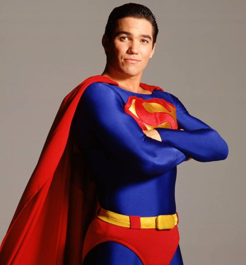 Dean Cain Superman Costume