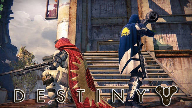 Destiny Color Shaders