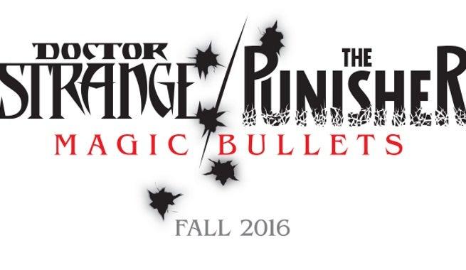 Doctor Strange - The Punisher - Magic Bullets