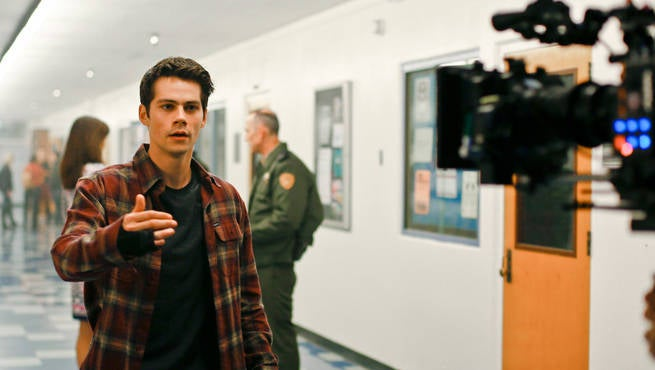 Teen Wolf: First Look At Dylan O'Brien In Season 6