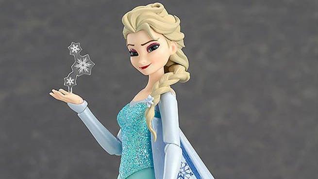 Elsa Figma Figure