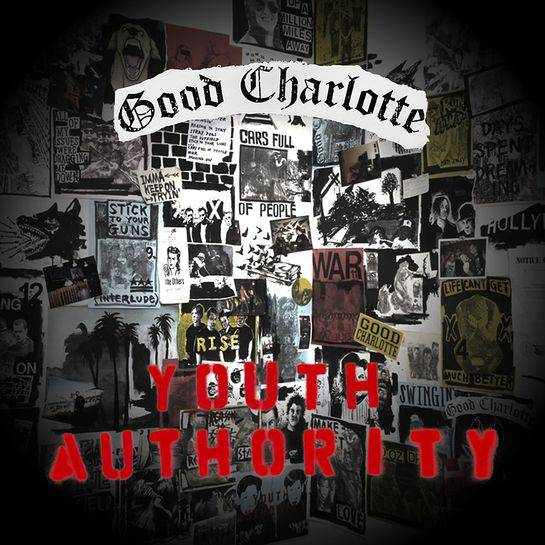 good-charlotte-youth-authority-album-cover