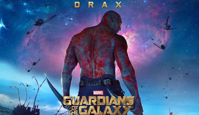 Dave Bautista Talks About Drax's Struggle In Guardians Of The Galaxy Vol. 2