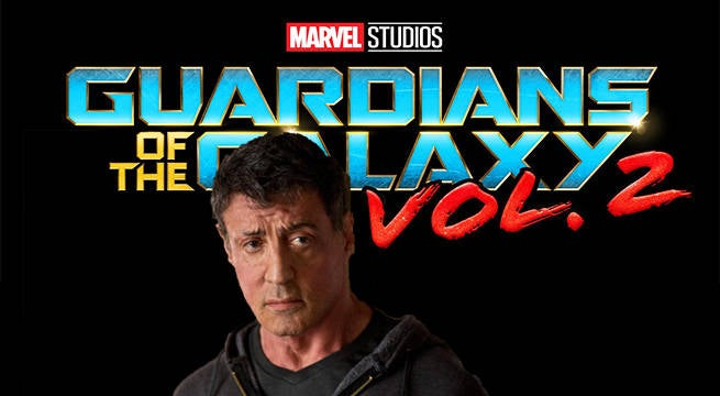 Sylvester Stallone Explains Why He Joined The MCU
