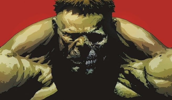 Hulk - Civil War II The Fallen