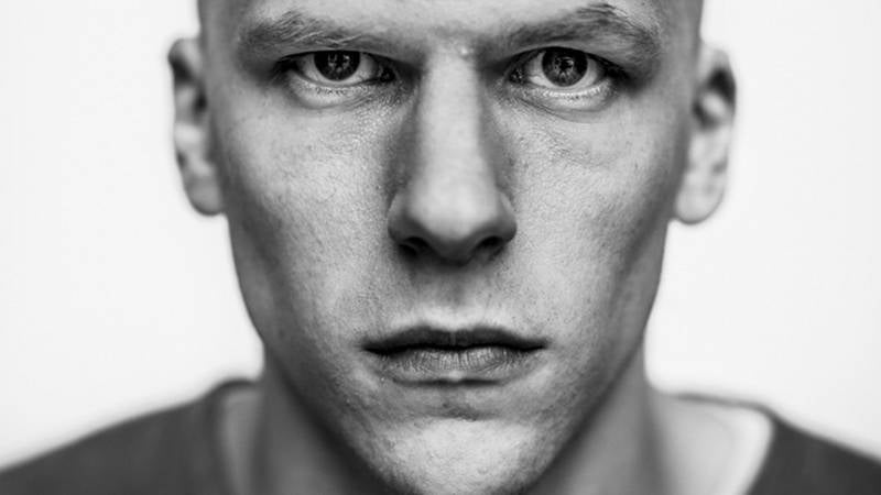 Jesse Eisenberg Lex Luthor Justice League