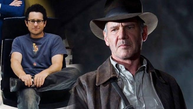 JJ Abrams Indiana Jones