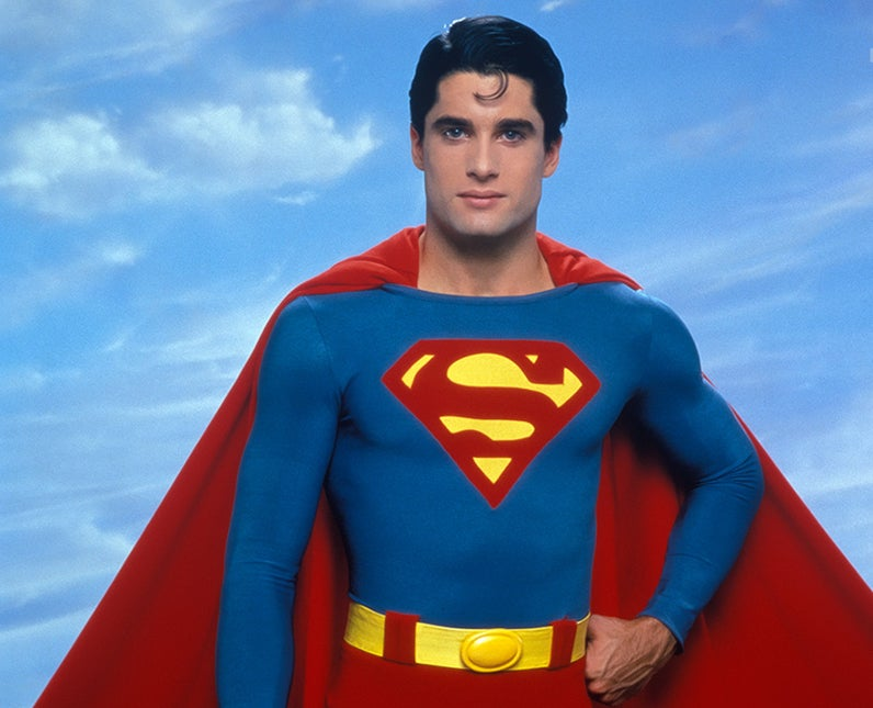 John Newton Howard - Superman Costume