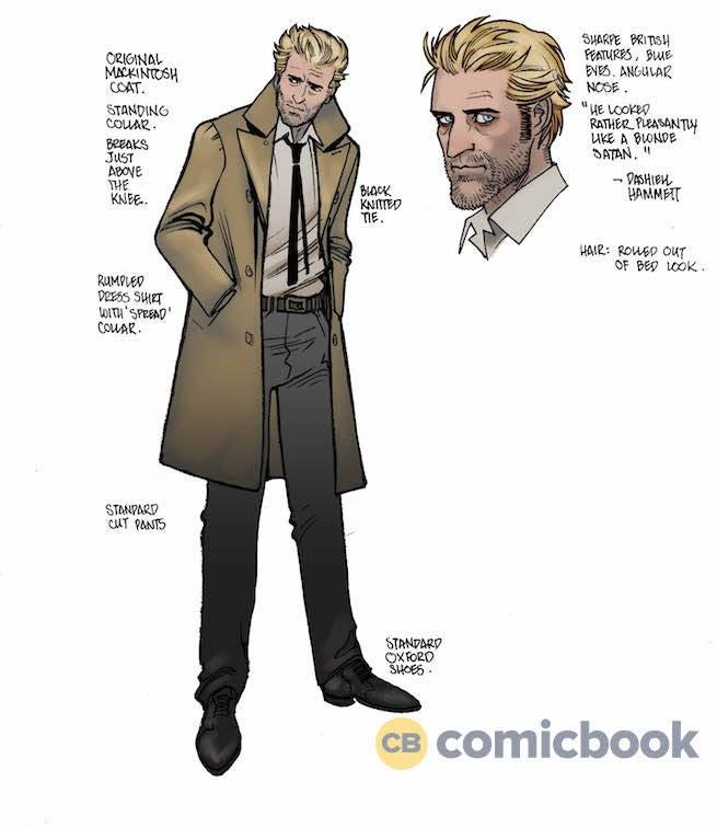 New Justice League Dark Clip Highlights Constantine