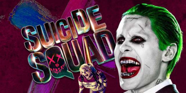 jared leto tried out a few different joker laughs for suicide squad. Black Bedroom Furniture Sets. Home Design Ideas