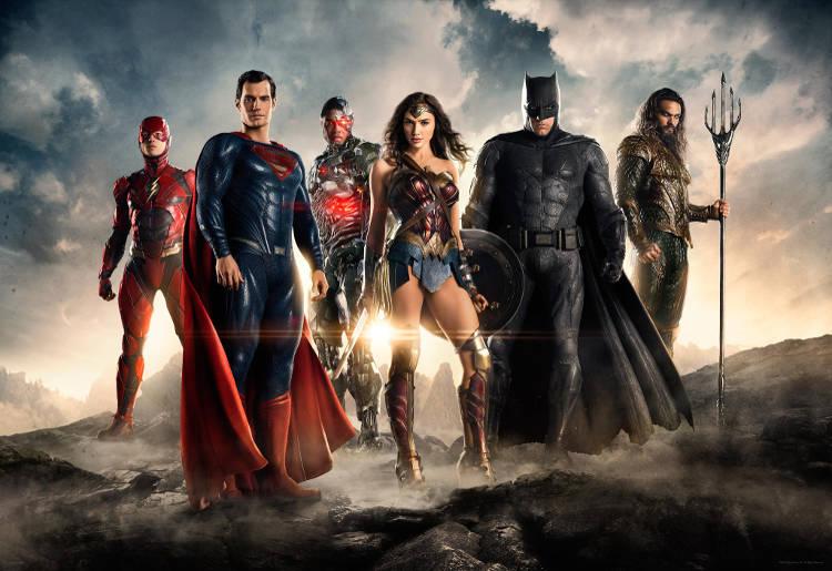Justice League Superman Costume