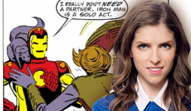 Anna Kendrick Reveals The Surprising Marvel Character That She Wants To Play