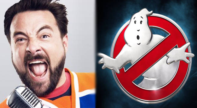 kevin smith ghostbusters edit