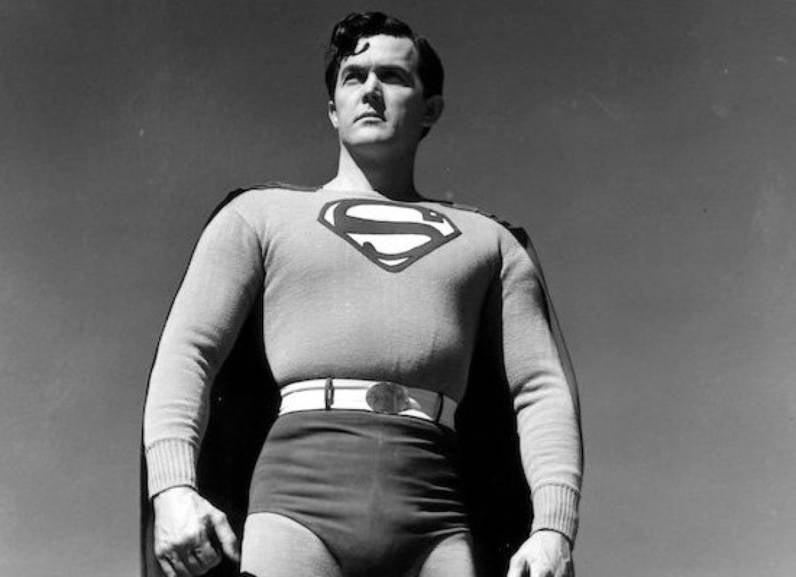 Kirk Alyn Superman Costume