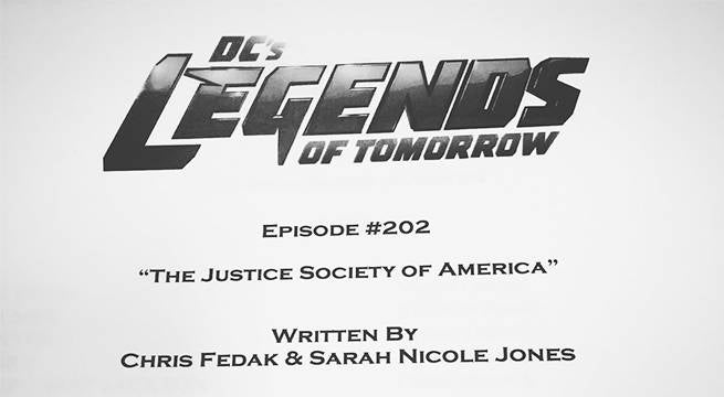 legends of tomorrow JSA