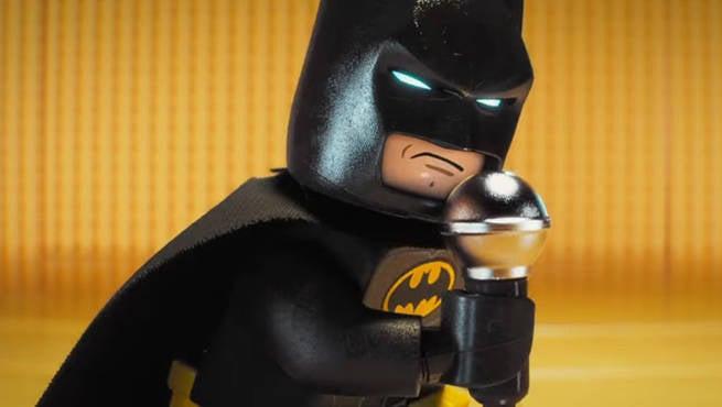 Lego Batman SDCC