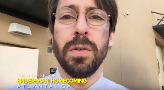 martin starr spiderman homecoming