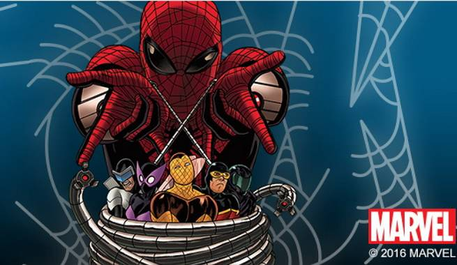 Marvel HeroClix Superior Foes of Spider-Man