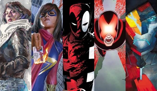 Marvel October 2016