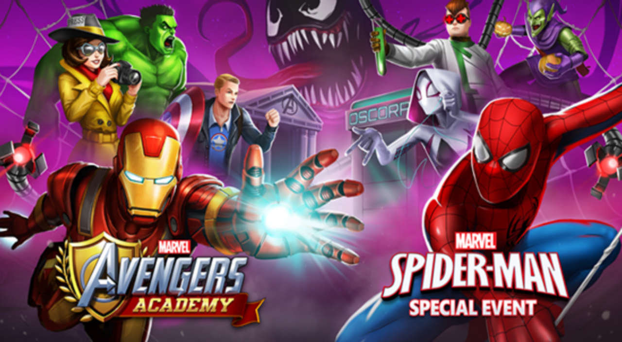 Avengers Academy Players Could Win a Trip to Spider-Man
