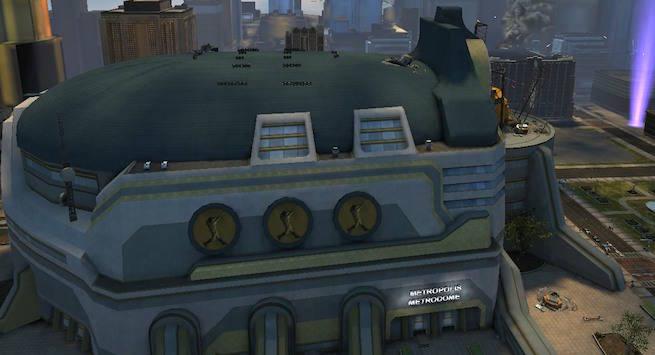 Metropolis-Metrodome