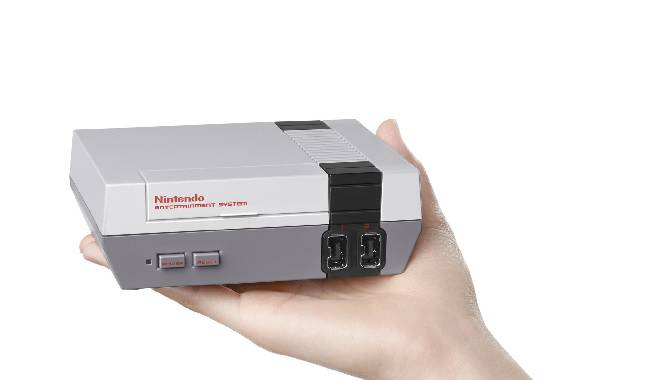 The NES Is Coming Back to Stores