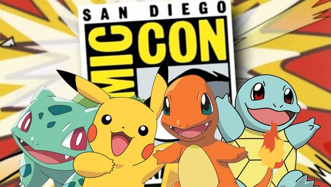 Pokemon Comic Con