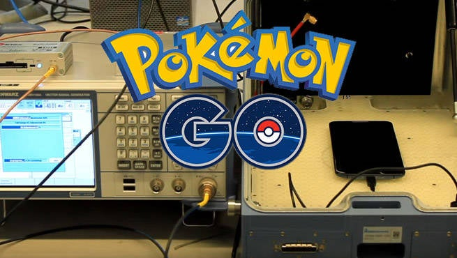 Pokemon GO GPS hack