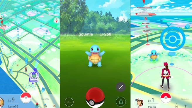 Pokemon GO Hacked