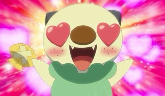 pokemon go love