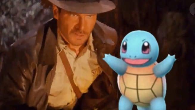 Pokemon GO Movies Mashup