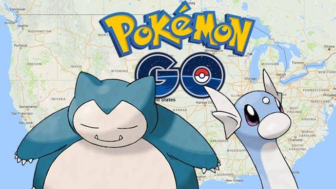 Pokemon GO Rarest Cities