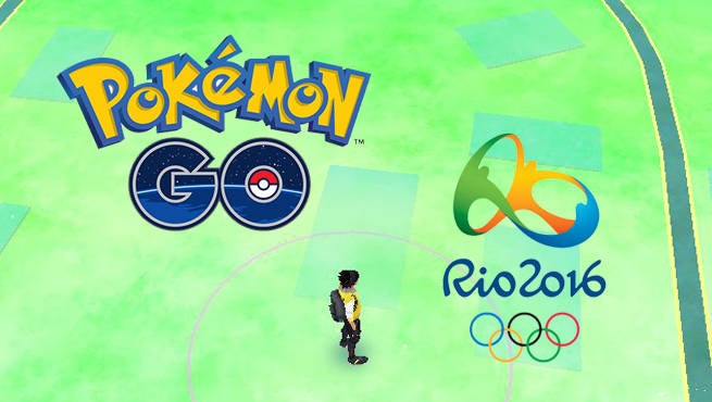 Pokemon GO Rio No Pokemon