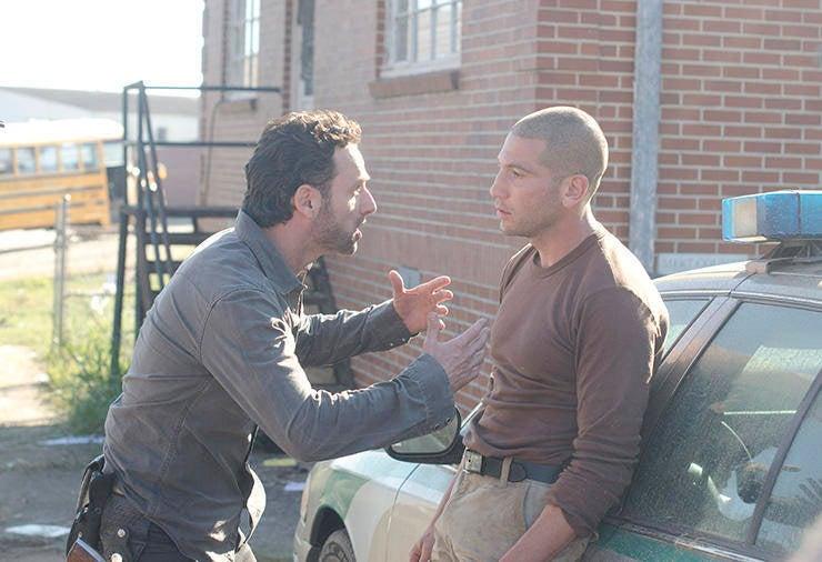 'The Walking Dead' Exec Teases Shane's Return