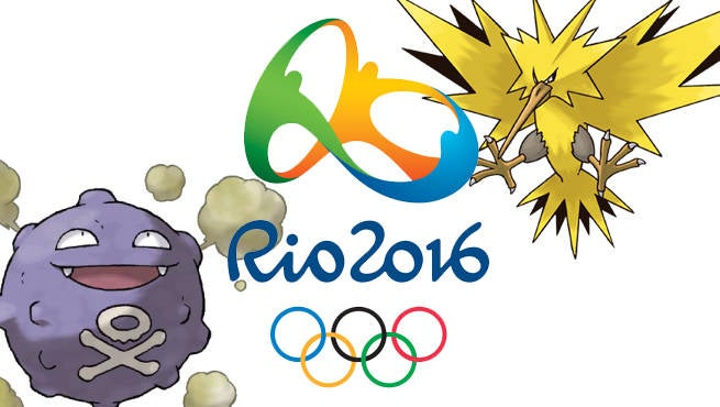 Rio Pokemon GO