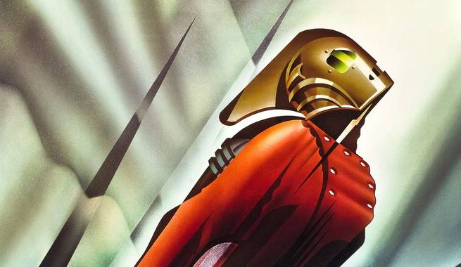Disney's 'Rocketeer' Reboot Release Date Revealed