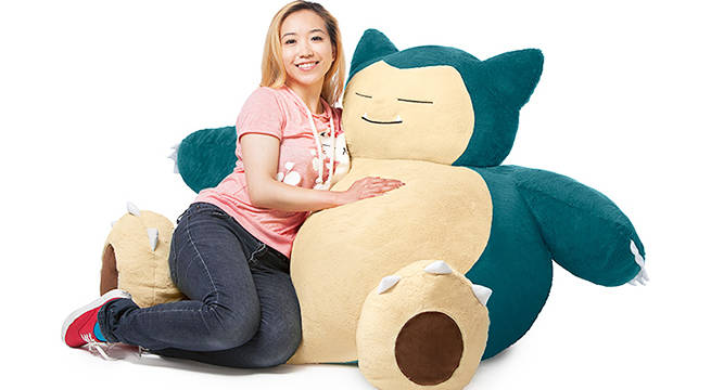 The Nintendo Super Mario Boo Bean Bag Chair Isn T Shy