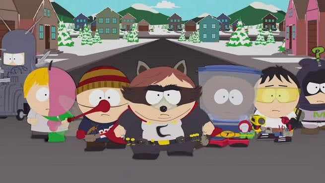 South Park Fractured But Whole Header