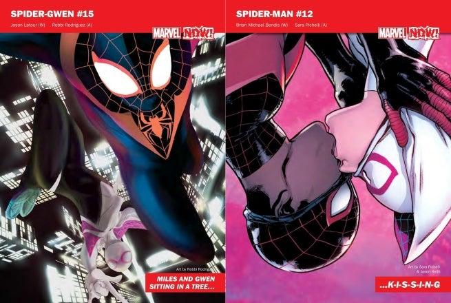 Spider-Man - Spider-Gwen