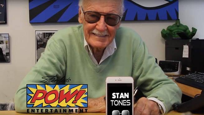 Stan Lee Ringtones