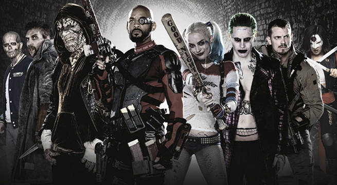 Suicide Squad Opening Weekend Box Office Record Guardians Galaxy