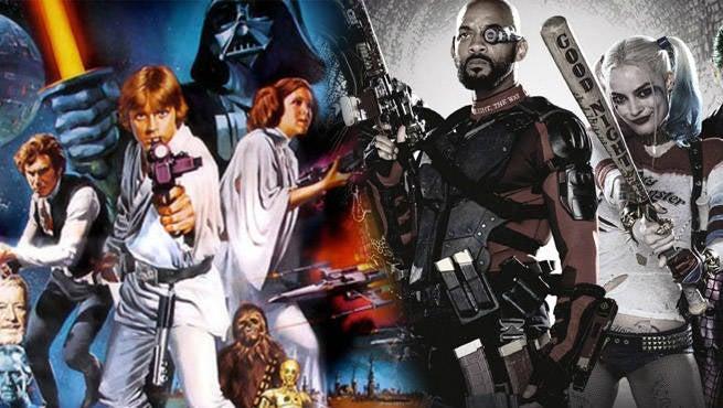 Suicide Squad Star Wars